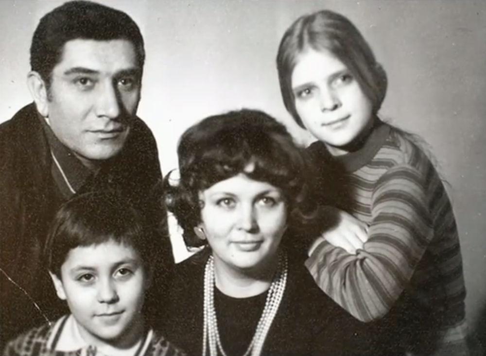 Дочь Армена Джигарханяна – Елена фото
