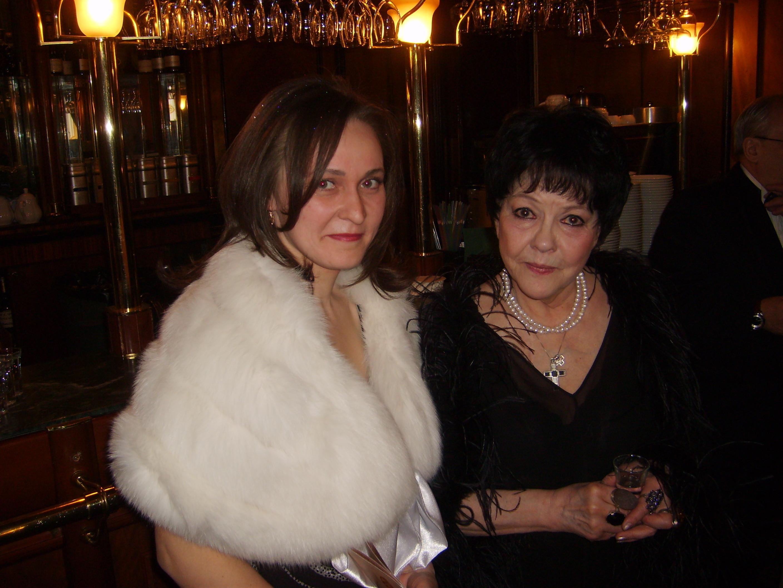Дочь Беллы Ахмадулиной – Елизавета Кулиева фото