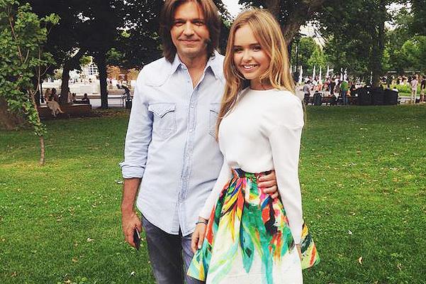 Дочь Дмитрия Маликова – Стефания Маликова фото