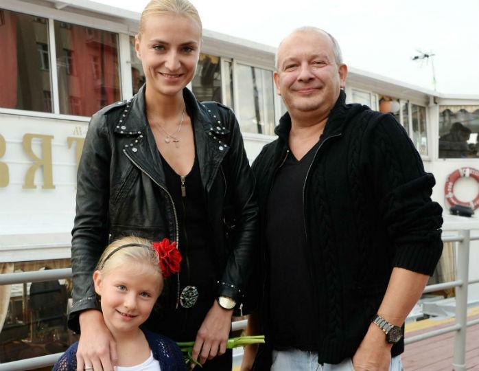 Дочь Дмитрия Марьянова – Ксения Бик фото