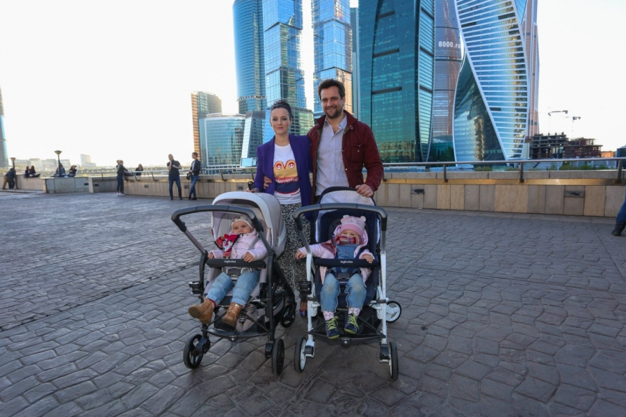 Дочь Дмитрия Миллера – Мариана-Дарина фото