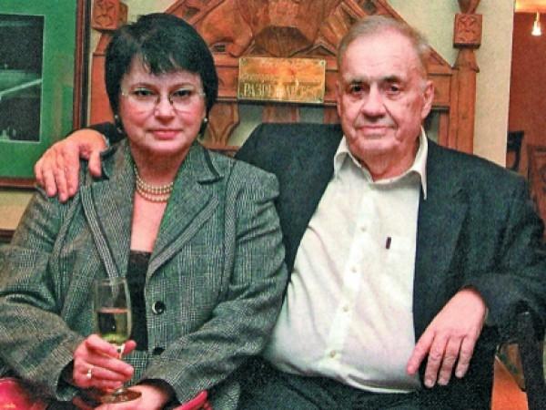 Дочь Эльдара Рязанова – Ольга фото