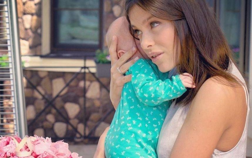 Дочь Елены Темниковой – Александра Сергеева фото