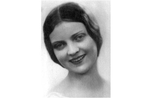 Дочь Федора Шаляпина — Ирина фото