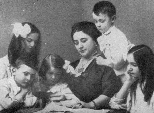 Дочь Федора Шаляпина — Лидия фото
