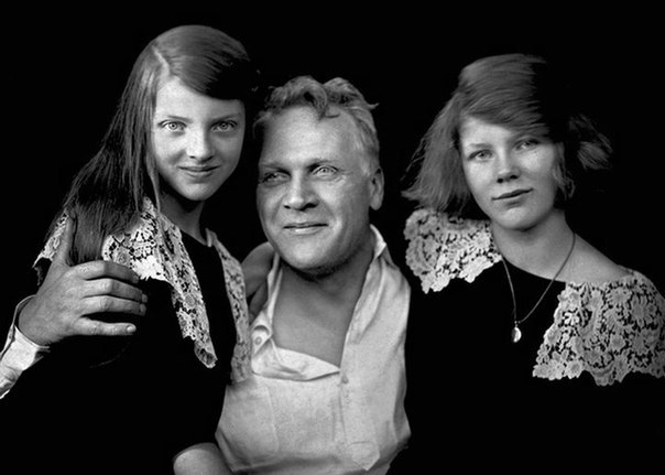 Дочь Федора Шаляпина — Марфа фото