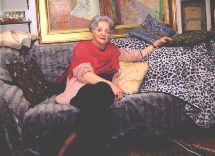 Дочь Федора Шаляпина — Марина фото