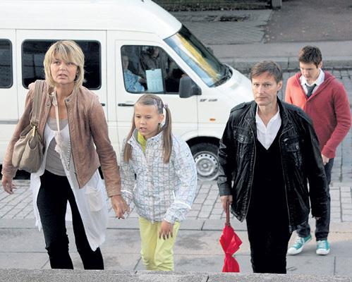 Дочь Игоря Гордина – Таисия Гордина фото
