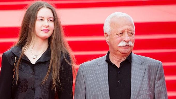 Дочь Леонида Якубовича – Варвара Якубович фото