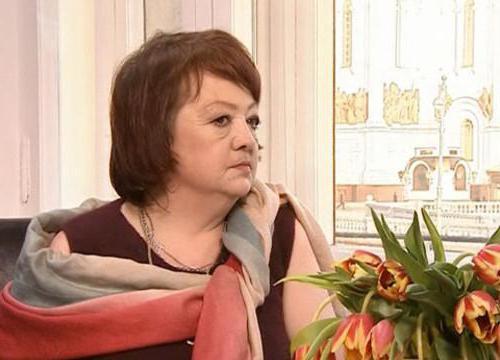 Дочь Людмилы Гурченко – Мария фото