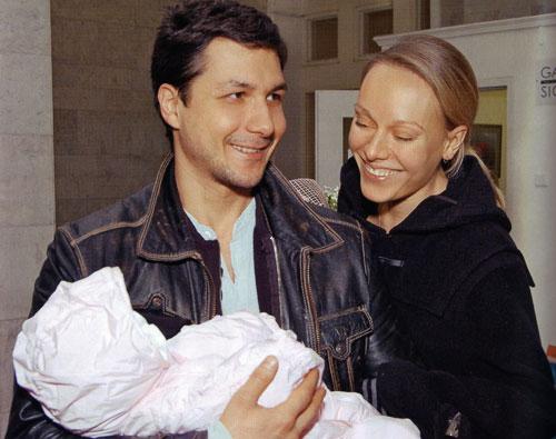 Дочь Ольги Ломоносовой - Александра фото