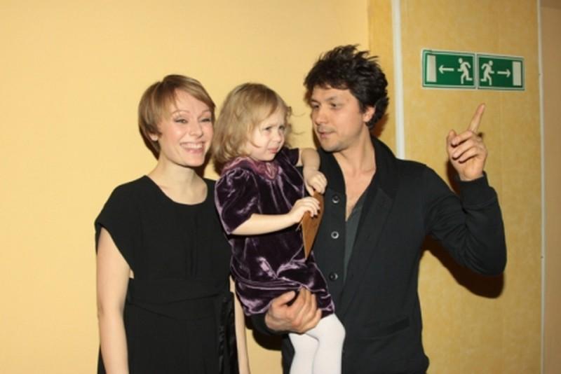 Дочь Ольги Ломоносовой - Варвара фото
