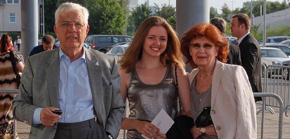 Дочь Раймонда Паулса – Аннете Педерсен фото