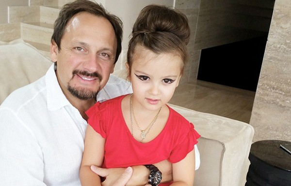 Дочь Стаса Михайлова – Дарья Зотова фото