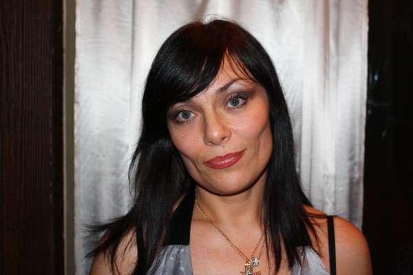 Дочь Валерия Ободзинского – Анжела Ободзинская фото