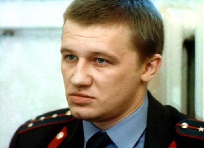 Олег Фомин актер