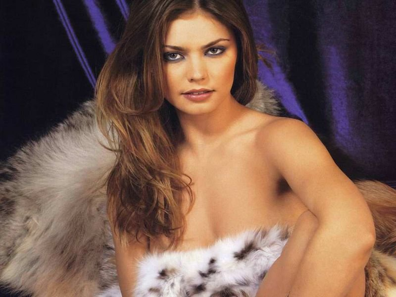 Фото Алина Кабаева в журнале «Максим»