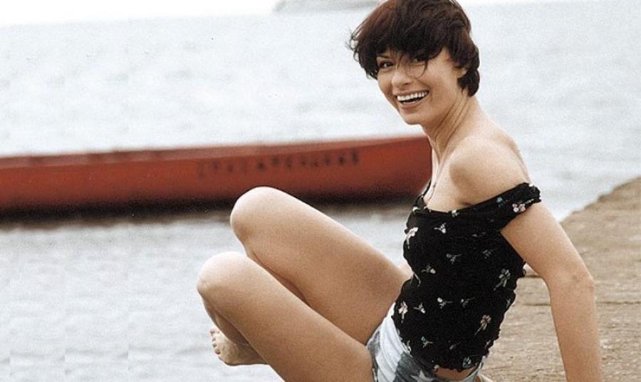 Фото Ирины Лачиной (актриса) в журнале «Максим»