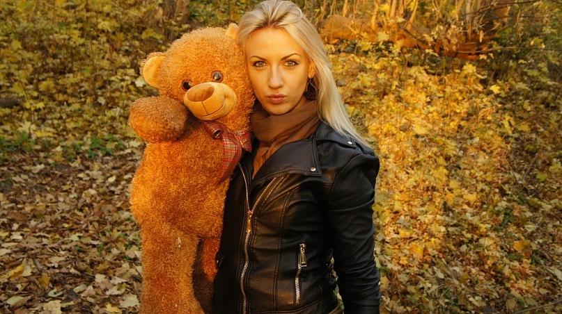 Фото Леси Никитюк в журнале Максим фото