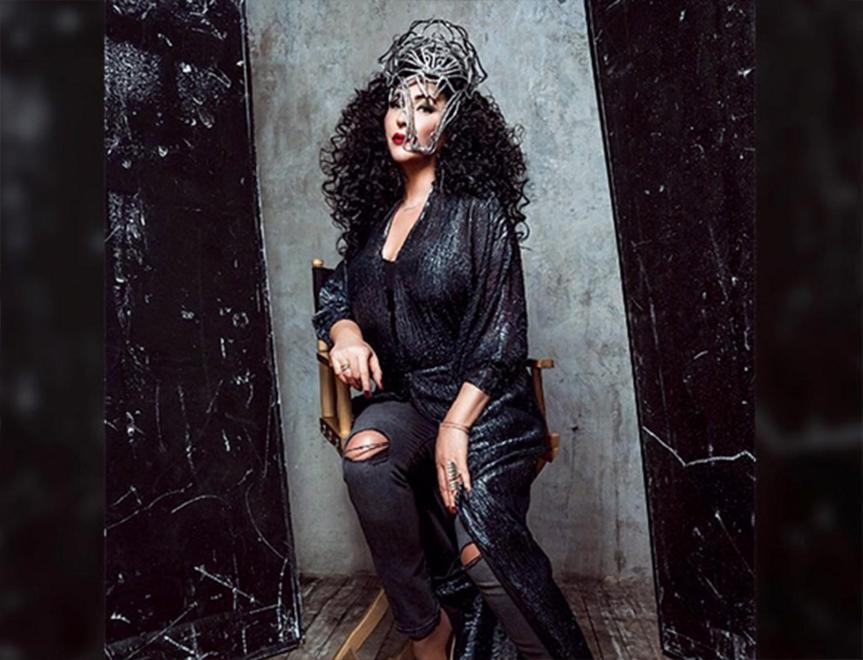 Фото Лолита Милявская для журнала «Максим»