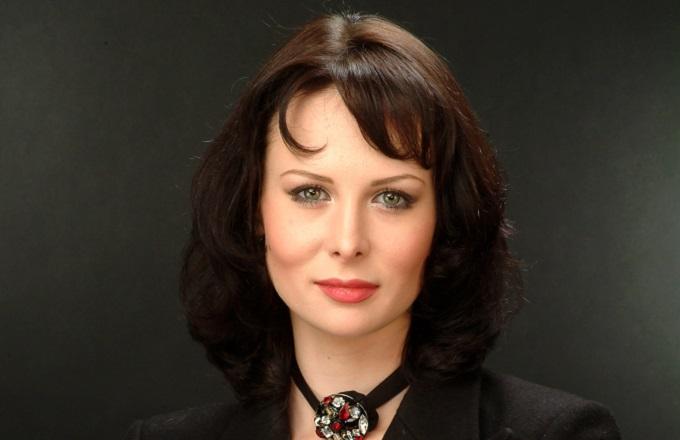 Фото Ольги Погодиной в журнале «Максим»