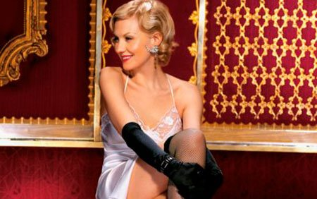 Фото Ренаты Литвиновой (актриса) в журнале Максим