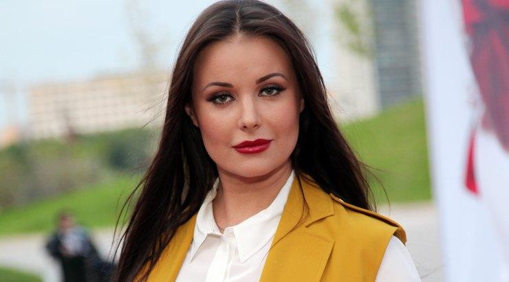 Голая Оксана Федорова фото