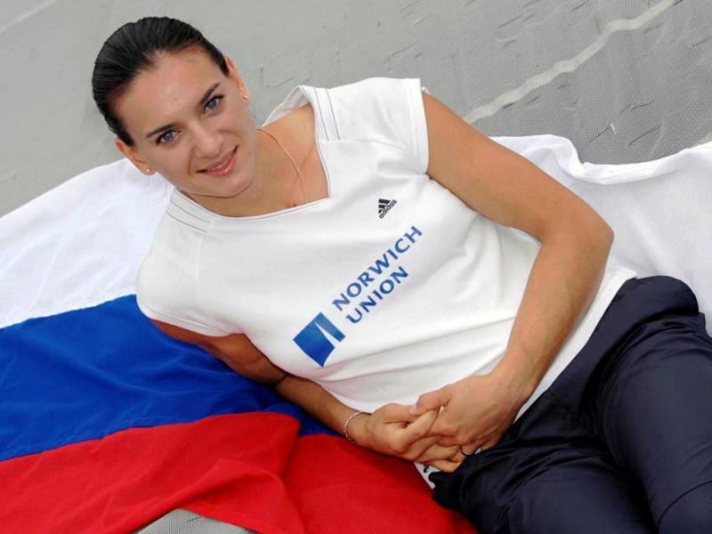 Инстаграм и Википедия Елены Исинбаевой фото