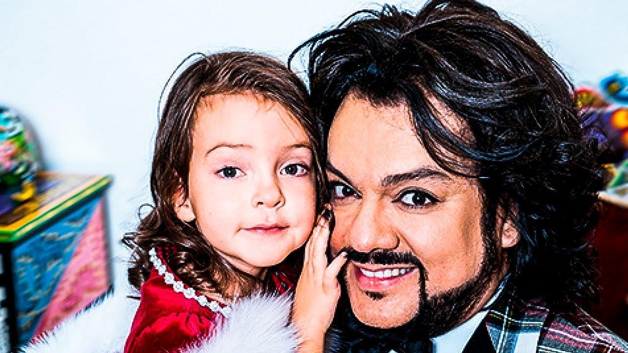 Кто родил детей Киркорову фото