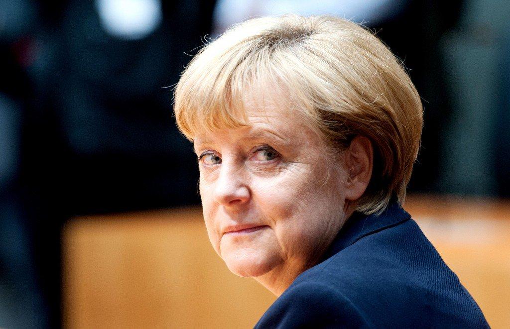 Личная жизнь Ангелы Меркель фото
