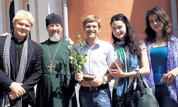 Борис Корчевников личная жизнь