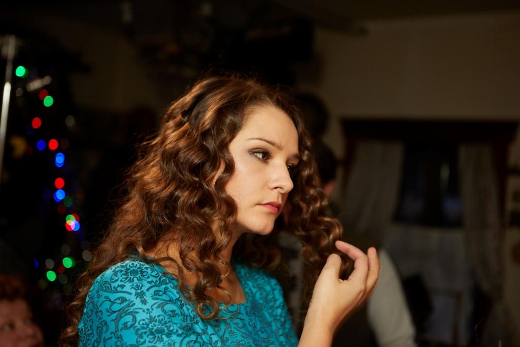 Личная жизнь Глафиры Тархановой фото