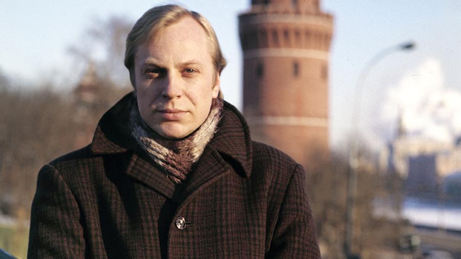 Личная жизнь Юрия Богатырева (актер) фото