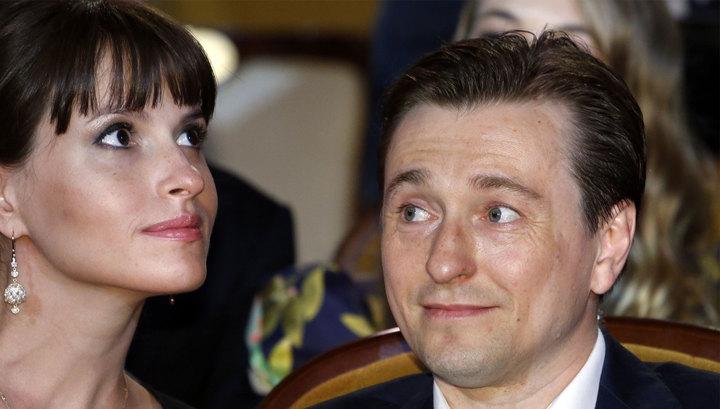 Муж Анны Матисон – Сергей Безруков фото