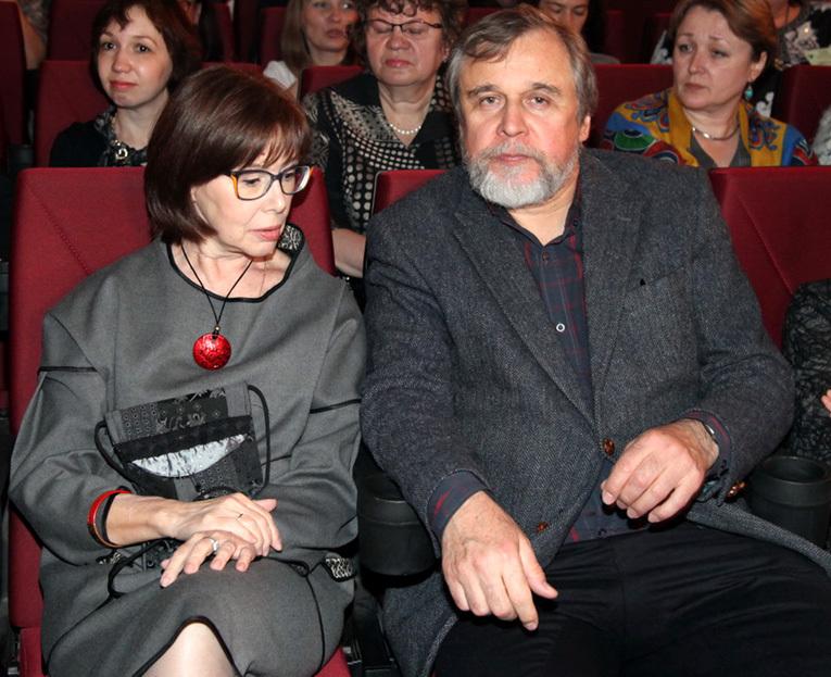 Муж Евгении Симоновой – Андрей Эшпай фото