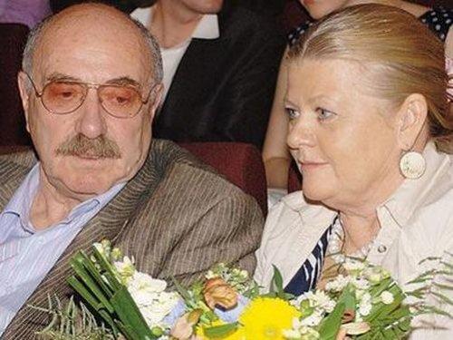 Муж Ирины Муравьевой – Леонид Эйдлин фото