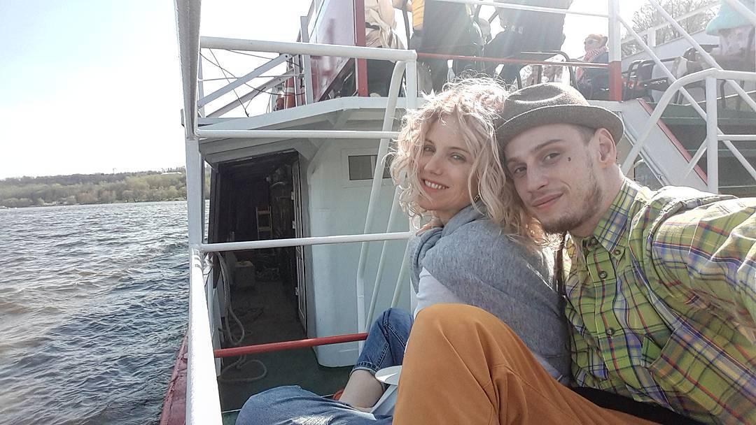 Муж Ирины Тоневой – Алексей Брижа фото