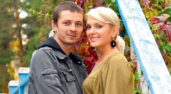 Муж Марии Порошиной – Илья Древнов фото