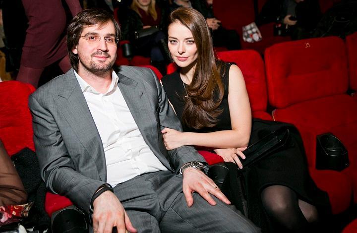 Муж Марины Александровой (актриса) – Андрей Болтенко фото