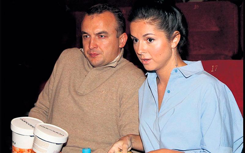 Муж Нюши Шурочкиной – Игорь Сивов фото