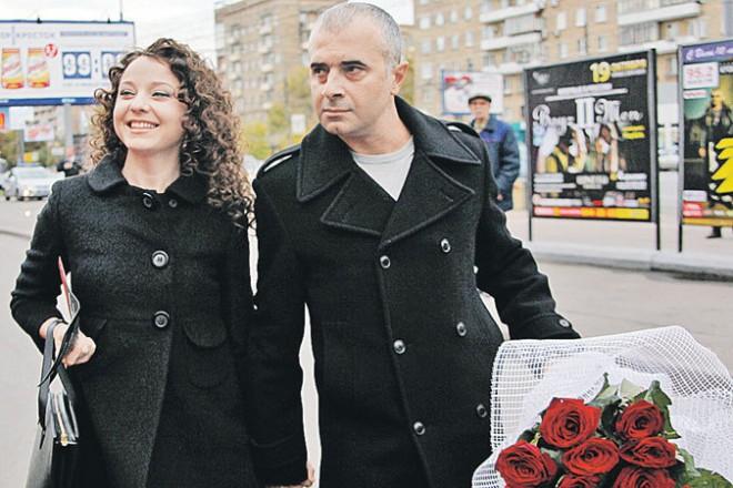 Муж Валентины Рубцовой – Артур Мартиросян фото