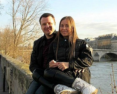 Муж Юлии Михалковой фото