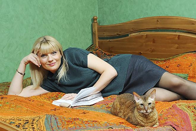 Рост, вес, возраст Анны Ардовой фото