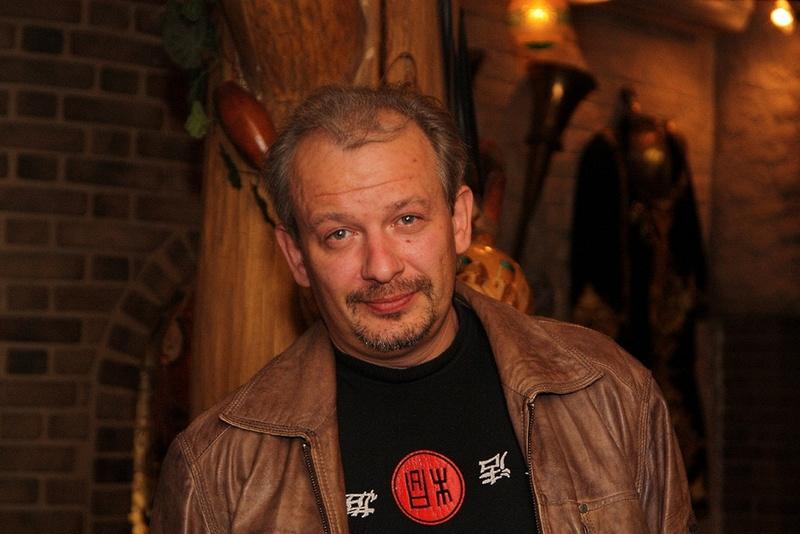 Рост, вес, возраст. Годы жизни Дмитрия Марьянова фото