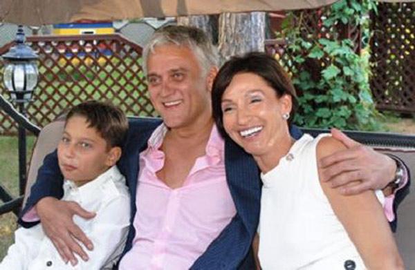 Семья Александра Маршала фото
