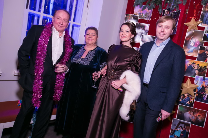 Семья Александра Маслякова фото