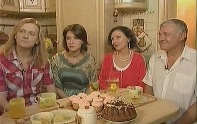 Семья Анастасии Макеевой фото