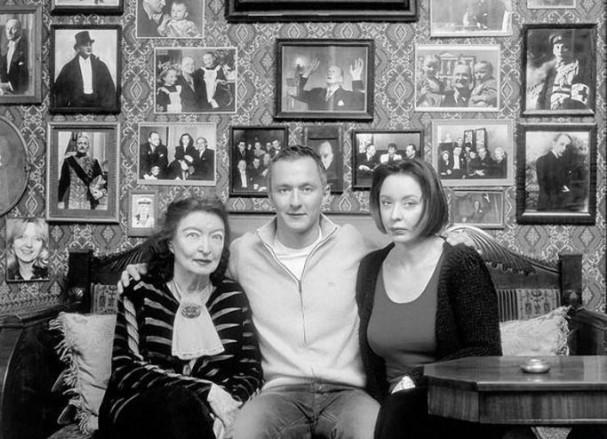 Семья Анастасии Вертинской фото