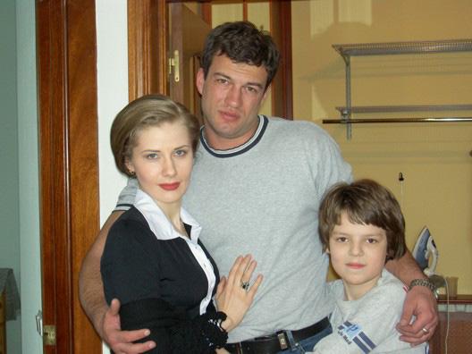 Семья Андрея Чернышова фото