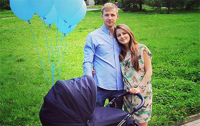 Семья Анны Михайловской фото